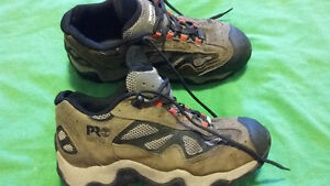 Steel Toe Timberland PRO Sneakers!