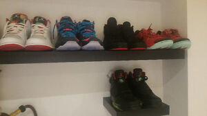 Jordan/nike/kobe/lebron size 12 sneakers