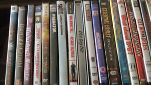 DVD's, Blue-Ray's and VHS's see pictures Windsor Region Ontario image 2