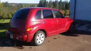 2005 pt cruiser very solid and reliable vehicle 189000km