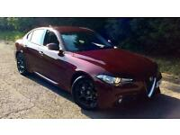 2017 Alfa Romeo Giulia 2.0 TB Super with Driver Assis Automatic Petrol Saloon