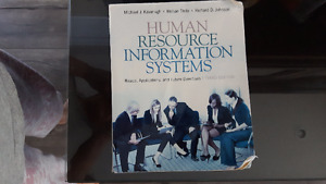 Human Resource Information Systems TEXTBOOK FOR SALE