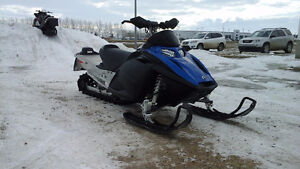 TRADE MY 2007 Skidoo 800 Summit 151 for a Ford Mustang or F150