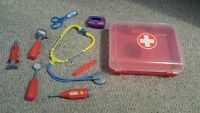 Toy Doctor's kit