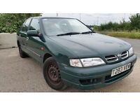 Nissan Primera automatic new mot HPI clear 2 owners