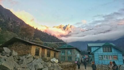 16 Day Everest Base Camp Hike