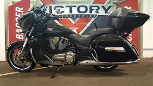 2016 Victory Cross Country Tour Gloss Black