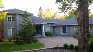Executive Home Private Sale on Beautiful Grand Lake