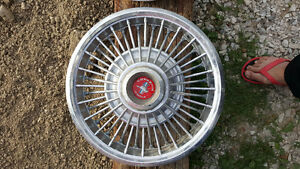 1967-1969 wired wheel covers (original)