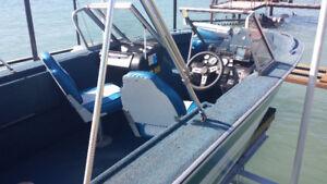 20 foot fishing boat