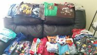 Boys size 4 and 5 clothing