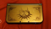 Majoras mask 3DS XL BARELY USED