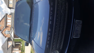 2007 Supercharged range rover full size