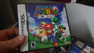 Super Mario 64 DS IN GREAT CONDITION