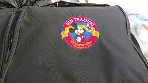 Disney Trading Pins Rare Vintage Collection, 2 Cases, 3 Lanyards