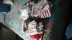 Size small ladies tops