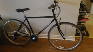 Commuter road bicycle