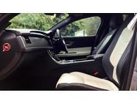 2016 Jaguar XF 2.0d R-Sport 4dr Auto 163PS Automatic Diesel Saloon
