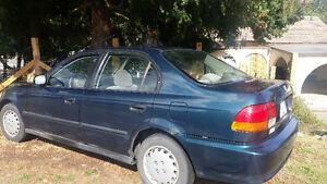 1997 Honda Civic Sedan 235000 kms