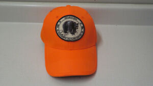 *** HUNTERS CAP with BEAR PATCH ***