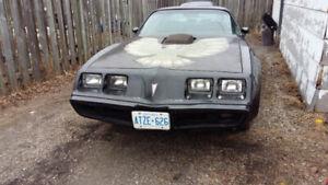 1980 Pontiac T/A nose cone good condition