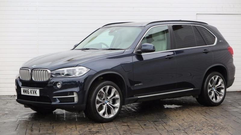 2016 Bmw X5 2016 16 Bmw X5 2 0 X Drive 40e Se New Model Petrol Electric Blue Aut In