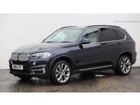2016 BMW X5 2016 16 BMW X5 2.0 X Drive 40E SE New Model PETROL/ELECTRIC blue Aut