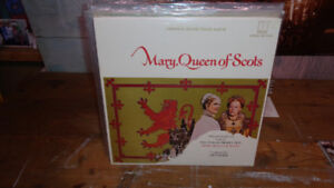 SEALED RECORD ALBUM LP VINYL MARY, QUEEN OF SCOTS JOHN BARRY '71