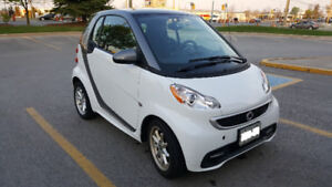 2014 Smart Fortwo Coupe (2 door)