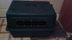 X-LARGE DOG CAGE CRATE  $65 FIRM