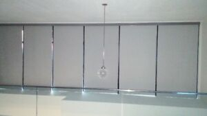 CUSTOM ROLLER SHADES AND VERTICAL BLINDS... ON SALE
