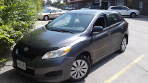 2014 Toyota Matrix safety/ e-tested. Low milage