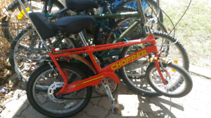 Raleigh chopper bike