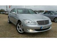 2009 Mercedes-Benz S Class 3.0 S320 CDI 7G-Tronic 4dr Saloon Diesel Automatic