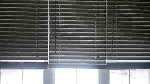 While blinds set of 3