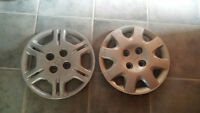 Two set of 4 Hubcaps  each for Honda Civic 4 bolts