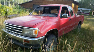 1995 Toyota T100 Extended Cab - $2200