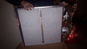 :Cata-Dyne WX 24x 24 Gas Catalytic explosion proof heater