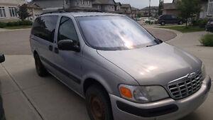 2000 Chevrolet Venture LT 1SD Pkg Minivan, Van