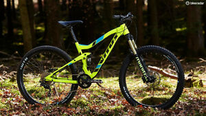 2015 vitus escarpe 275 mountain bike