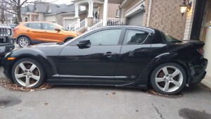 2004 MAZDA RX-8 GT, 6 SPEED MANUAL TRANSMISSION, 1 OF A KIND!