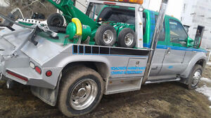 2006 Ford F450 Diesel Tow Truck