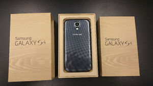 SAMSUNG S4 IN PERFECT WORKING CONDITION WITH SLIGHT USE (TELUS) West Island Greater Montréal image 2