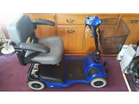 Foldable Disability Scooter