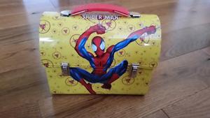 Small Spiderman Lunchbox