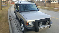 2003 Land Rover Discovery SUV Certified, Emissions -LADY DRIVEN!