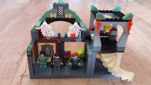 Lego Harry Potter - Professor Lupin's Classroom