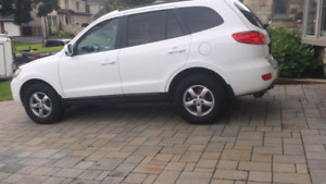 2008  hyundai SANTAFE LIMITED AWD