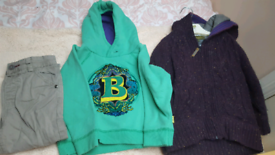 Boys Ted baker clothes 18-24 2-3 years