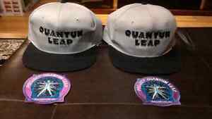 QUANTUM LEAP CREW CAP HATS AND PATCHES